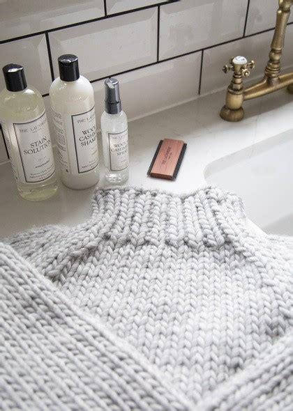 wool cashmere kit  laundress