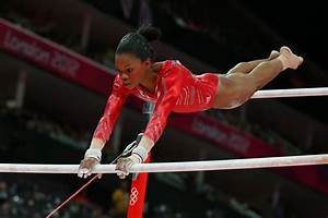 Gold: Gabby Douglas Becomes First Black Olympic Champ in ...