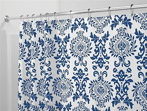 Fabric Shower Curtain Mdesign Toile Stall 54 X 78 Inch