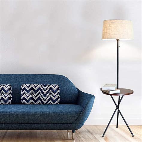 Led Living Room Floor Ls by New Modern Wood Table Floor L 5w Led Bulb Living Room