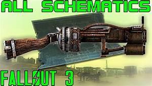 Fallout 3  All Schematics Guide  Vanilla