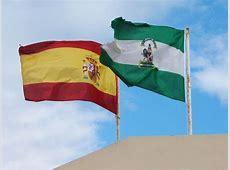 Banderas Spain & Andalucía Flag 800V See where this