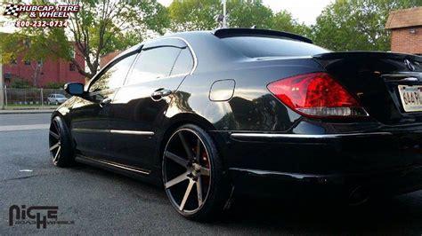 Acura Tl 2006 Black Rims