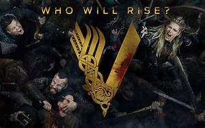 Vikings Season 5 Key Art Is Bloody And Chaotic Plus New