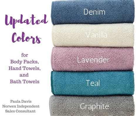 Bathroom Towel Colors by Colors For Norwex Bathroom Microfiber Packs