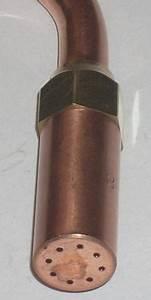 Victor Style 8 Mfn 1 Heating Tip Rosebud Lp Propane Or