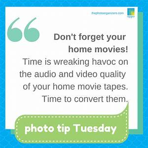 Photo Tip Tuesday: Don't forget your home movies | The ...