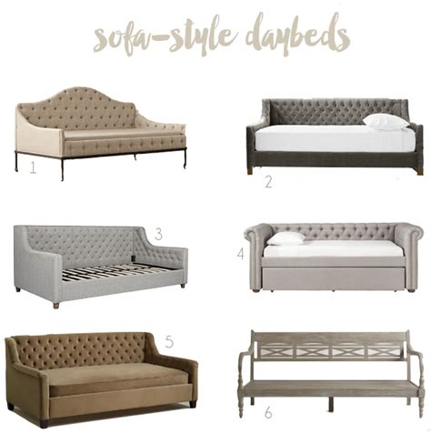 daybed that looks like a sofa beds that look like sofas sofa style daybeds thesofa