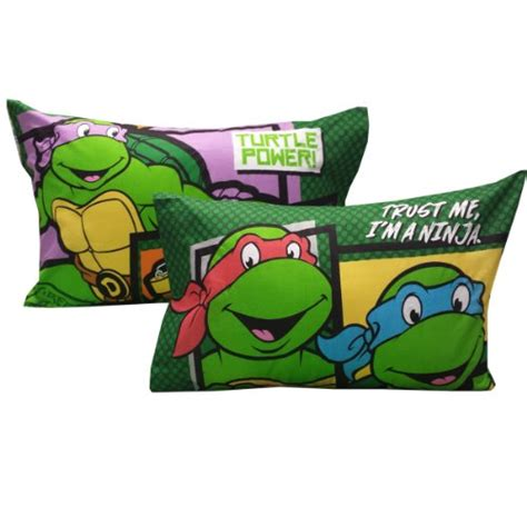 teenage mutant ninja turtles 3pc twin sheets trust ninja