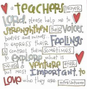 I do{odle}: Teachers_prayer