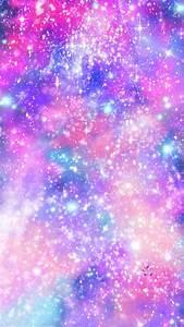 Galaxy Blast Wallpaper/Lockscreen Girly, Cute, Wallpapers ...