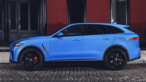 2019 jaguar f pace svr jaguar explains why its 2019 f pace svr means business