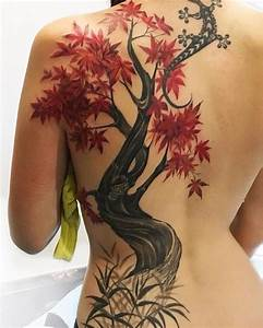 Tree Tattoos Designs and Meanings - flowertattooideas.com