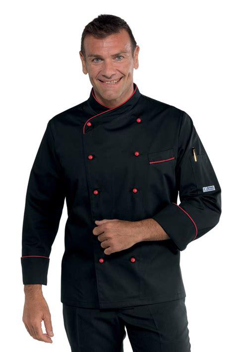 vetement de travail cuisine veste cuisiner coupe slim et vestes de