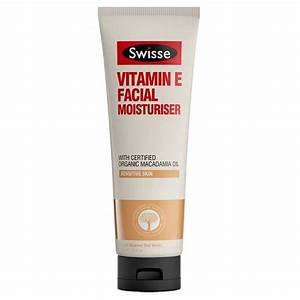 Swisse vitamin e moisturiser review