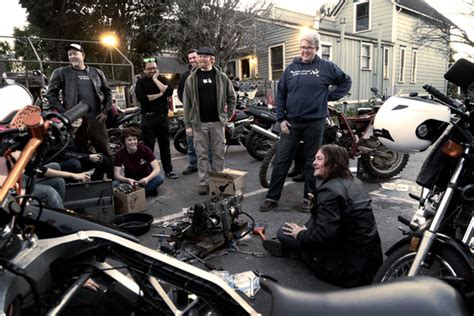 Norman Reedus Rides Out On His Own In New Amc Show, And It