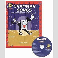 Grammar Songs Kit W Cd (004852) Details  Rainbow Resource Center, Inc