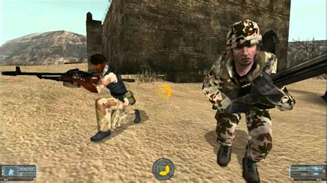 ghost recon desert siege tom clancy 39 s ghost recon desert siege pc walkthrough part