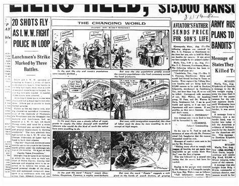 ecuip the digital library social studies chicago in 1919