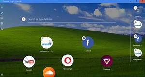 Opera Neon il browser più spettacolare e nuovo che c è