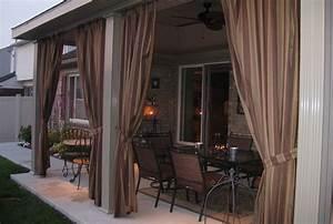 Rideau Pour Balcon : rideaux ext rieurs ~ Premium-room.com Idées de Décoration