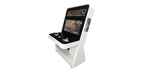 This Ultimate Home Arcade Plays A Ridiculous 50,000 Retro Christmas Decorations For The Living Room Furniture Shop Glasgow Decorating Ideas Shelves In Photos Luxury House Decor Chesterfield Small Houses