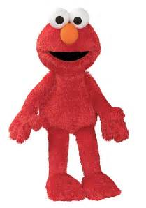 Sesame Street Elmo Stuffed Animal