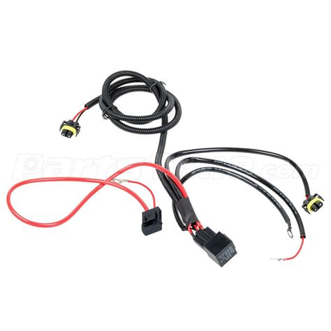 Hid Xenon Conversion Kit Relay Wire Harness For