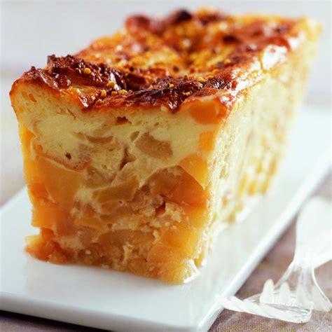 flan aux pommes facile et pas cher recette sur cuisine actuelle
