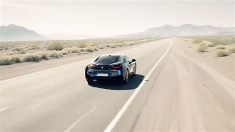 Bmw I8 Commercial by Gus Sant Commercials Make The Bmw I8 Talkative