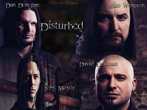 Disturbed Indestructible Wallpaper