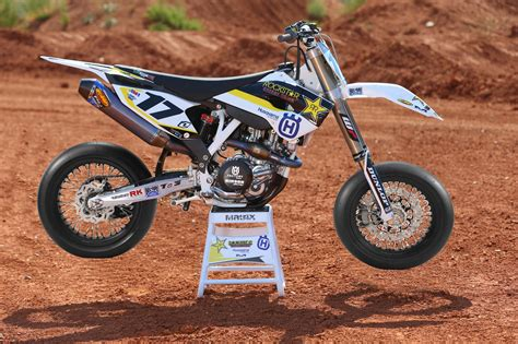 Husqvarna Fc 350 4k Wallpapers by Fe 350 Umbau Supermoto Projektbikes Powerwheelie