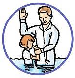 Image result for baptist baptism clip art