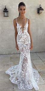 24 trumpet wedding dresses that are fancy romantic With sexy dresses for weddings
