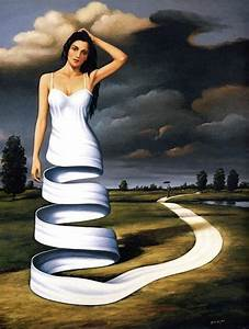 Magnificent Surreal Artworks by Rafal Olbinski (10 pieces ...
