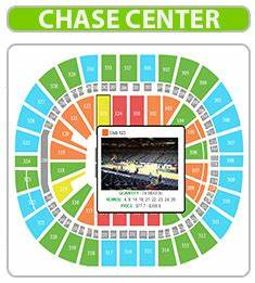 Denver Nuggets Seating Chart 3d Chase Center Tickets Golden State Warriors Chase Center