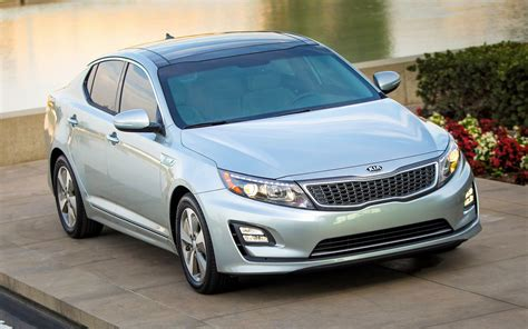 Kia Optima Hybrid (2014) Wallpapers And Hd Images