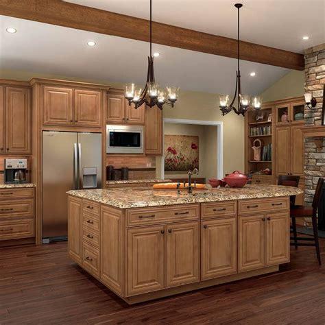 shenandoah mckinley      mocha glaze maple square cabi  kitchen cabinets