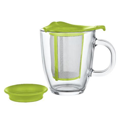 tasse a the avec filtre tasse bodum yo yo set mug avec filtre vert 30 cl 224 l unit 233 bodum