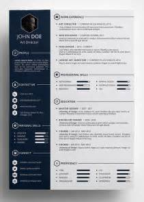 best resume templates for free 10 best free resume cv templates in ai indesign word psd formats