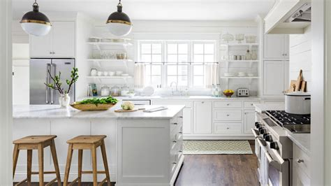 Amazing Of All White Kitchens 12 #8093