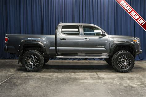 Used Toyota Tacomas For Sale by Used Lifted 2016 Toyota Tacoma 4x4 Truck For Sale 39938