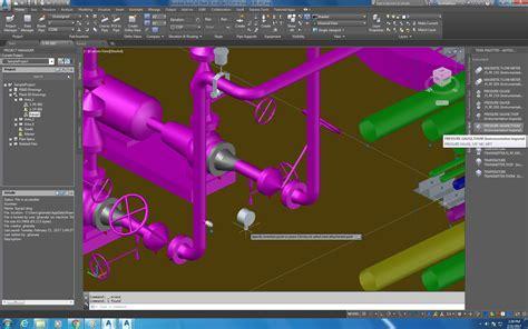 autocad plant  toolset  plant design software