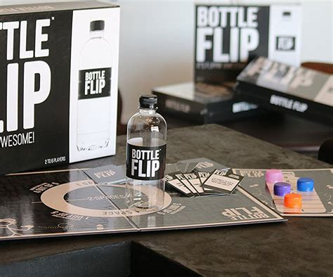 flip the table game the bottle flip board game cool sh t i buy