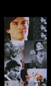 Damon Salvatore wallpaper | Vampire diaries damon, Damon ...