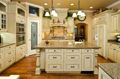 loves  phony french country kitchens laurel home