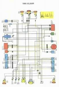 Honda Xlr 125 R Wiring Diagram