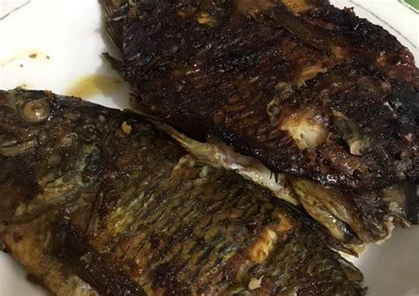 Ikan nila crispy saus asam manis. Masak Ikan Nila Pedas Manis / 5 Bumbu Ikan Bakar Nila ...
