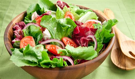 garden salad recipe recipe tossed green salad with a classic olive