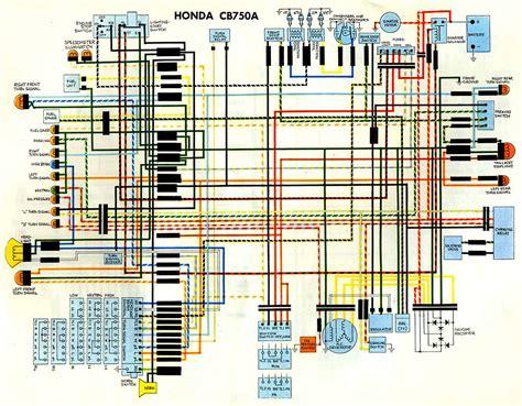 Honda Cba Electrical Evan Fell Motorcycle Works